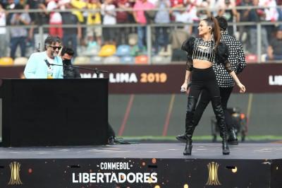 Final Copa Conmebol Libertadores